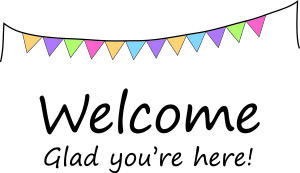 Welcome glad youre here