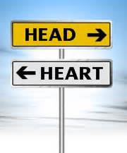 Head and Heart direction signs